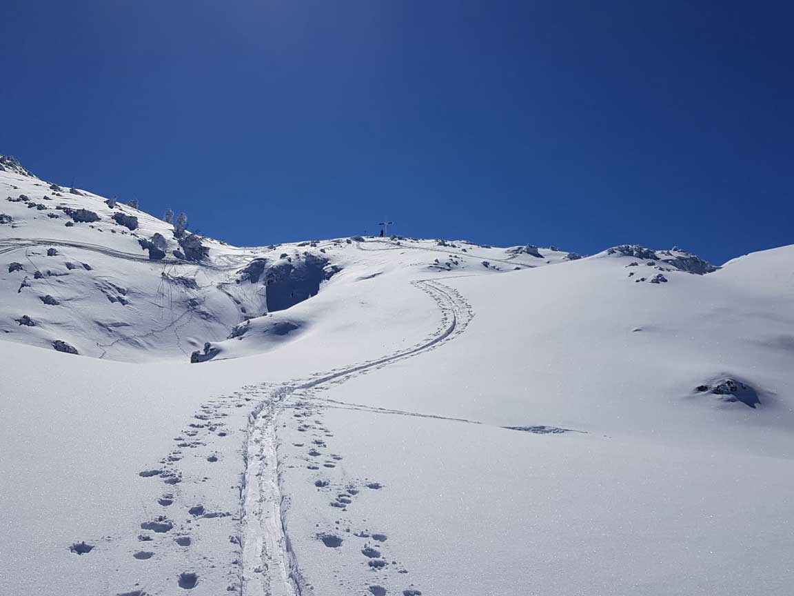 Skitourspur
