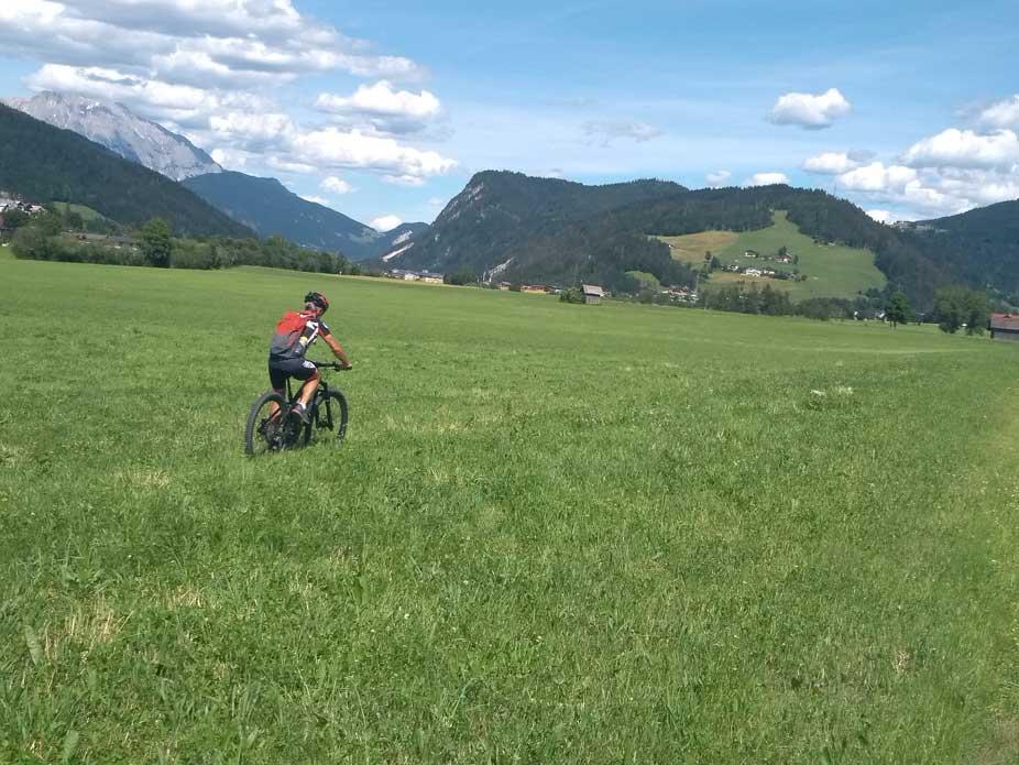 Biketour in Radstadt